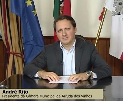 Presidente da Câmara de Arruda dos Vinhos (PS) recandidata-se ao cargo
