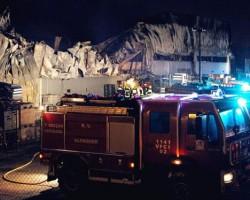 Fábricas de componentes automóveis de Alenquer pedem ajuda ao Governo após incêndio