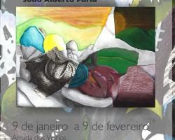 Exposição coletiva – Alunos do curso de Artes Visuais do Ensino Secundário do EJAF