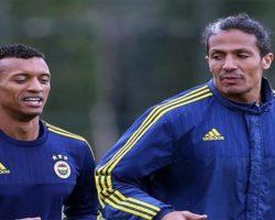 Bruno Alves e Nani integram hoje a seleção portuguesa