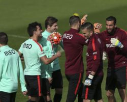 ADoP fez controlo antidoping na seleção portuguesa