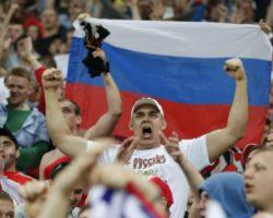 Euro2016: Rússia desqualificada com pena suspensa