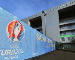 """UEFA garante controlo antidopagem """"mais avançado"""""""