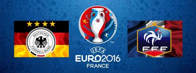 França e Alemanha decidem adversário de Portugal na final