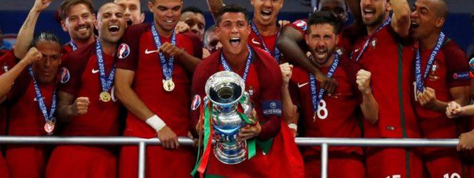 Euro2016: Portugal campeão da Europa pela primeira vez