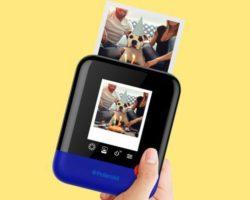 Polaroid Pop, filma, fotografa e imprime