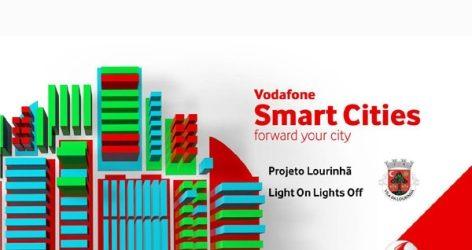 Centro da vila da Lourinhã com sistema de iluminação inteligente até final do ano