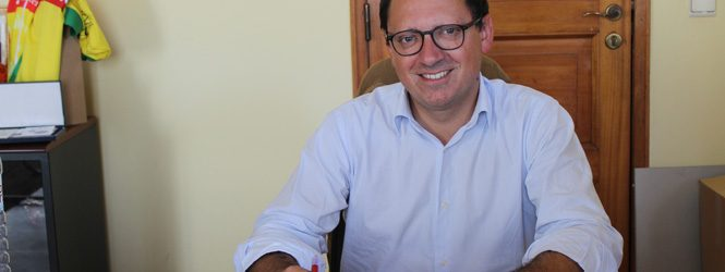 Entrevista exclusiva ao Presidente André Rijo (Ps) reeleito em Arruda dos Vinhos com 71,32% dos votos (com Áudio)