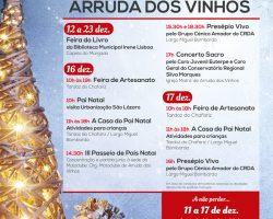 Festa de Natal em Arruda dos Vinhos