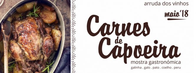 Carnes de capoeira – Mostra Gastronómica em Arruda dos Vinhos